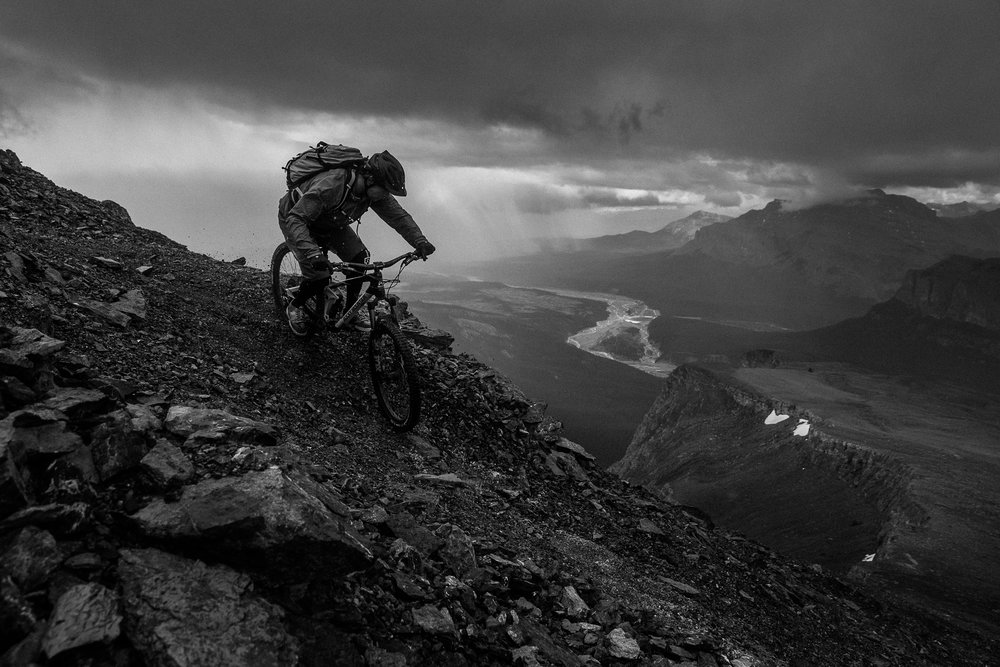 Noah Brousseau - Ghost River Wilderness / Kananaskis, Alberta