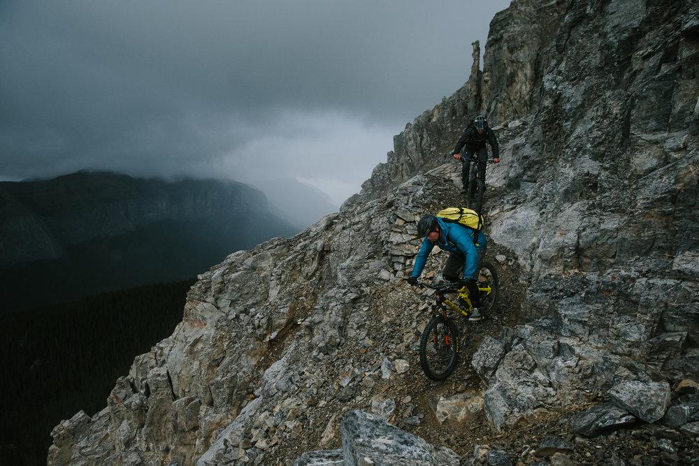 Matt Monod, Noah Brousseau - Ghost River Wilderness / Kananaskis, Alberta