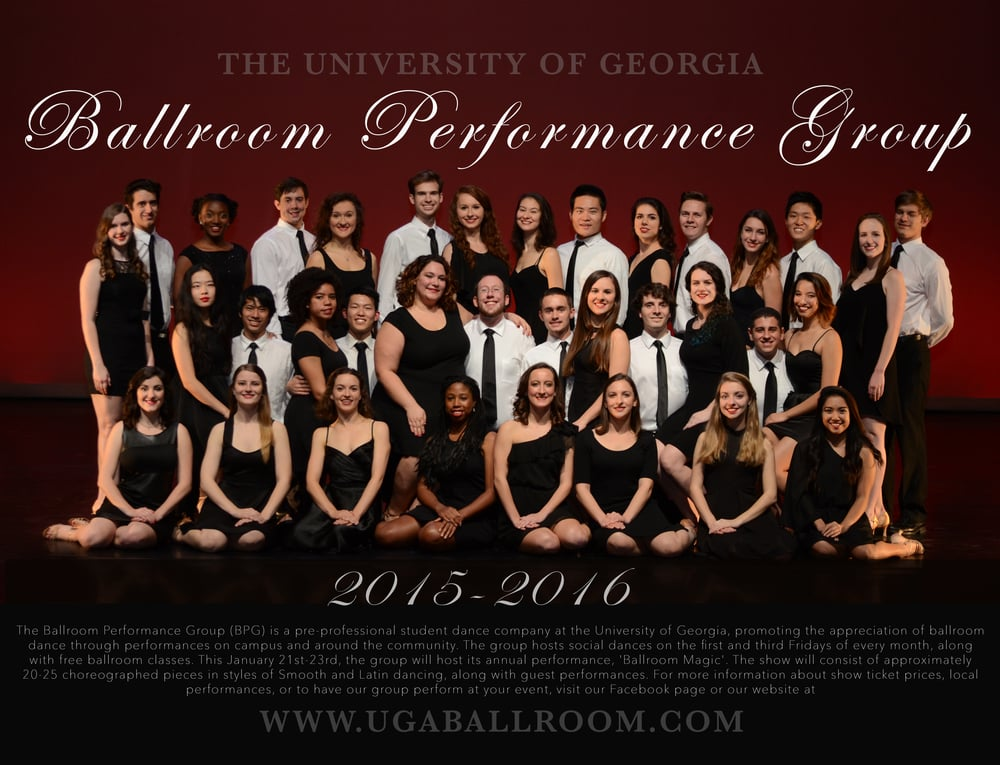 Uga Ballroom Performance Group 10