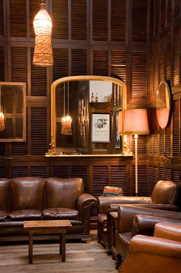Mr Bishop JUSTIN BISHOP - Coffee shops around world eye catching interior design details