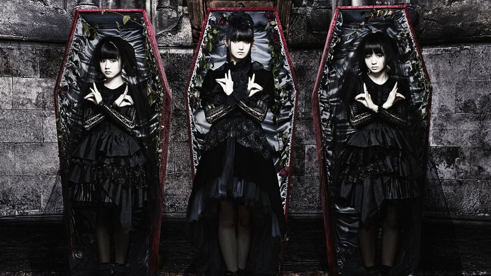 Babymetal (National TV & Radio)