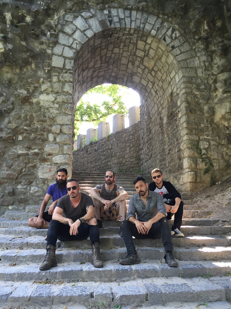 The Dillinger Escape Plan (any enquiries)