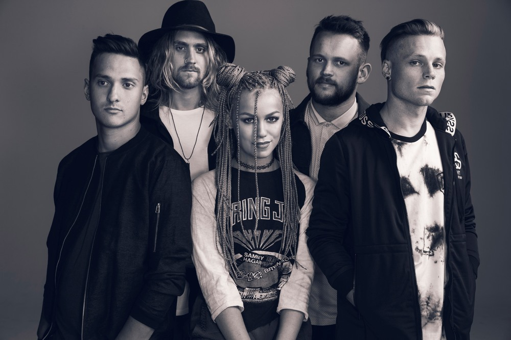 Tonight Alive (National TV & Radio)
