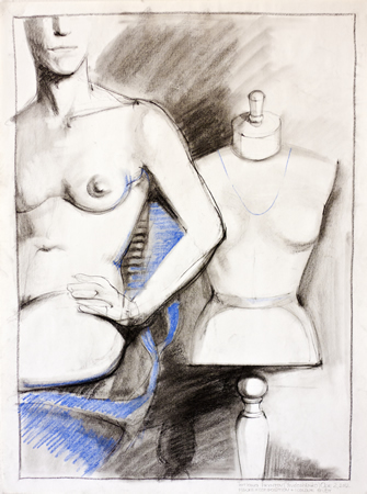A Nude and a Dummy