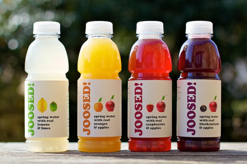 Joosed from Bensons Apple Juice
