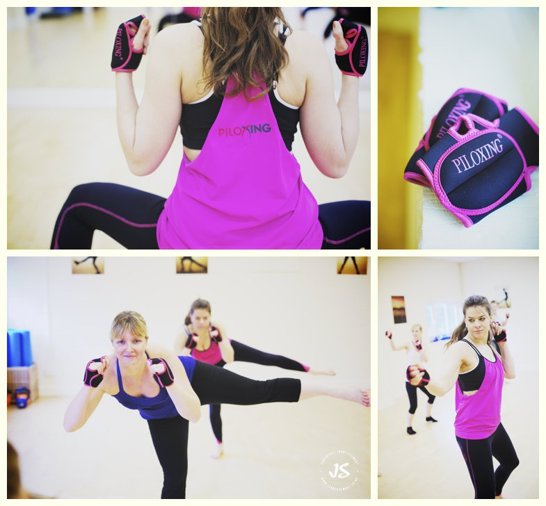 piloxing class at Windrush Fitness