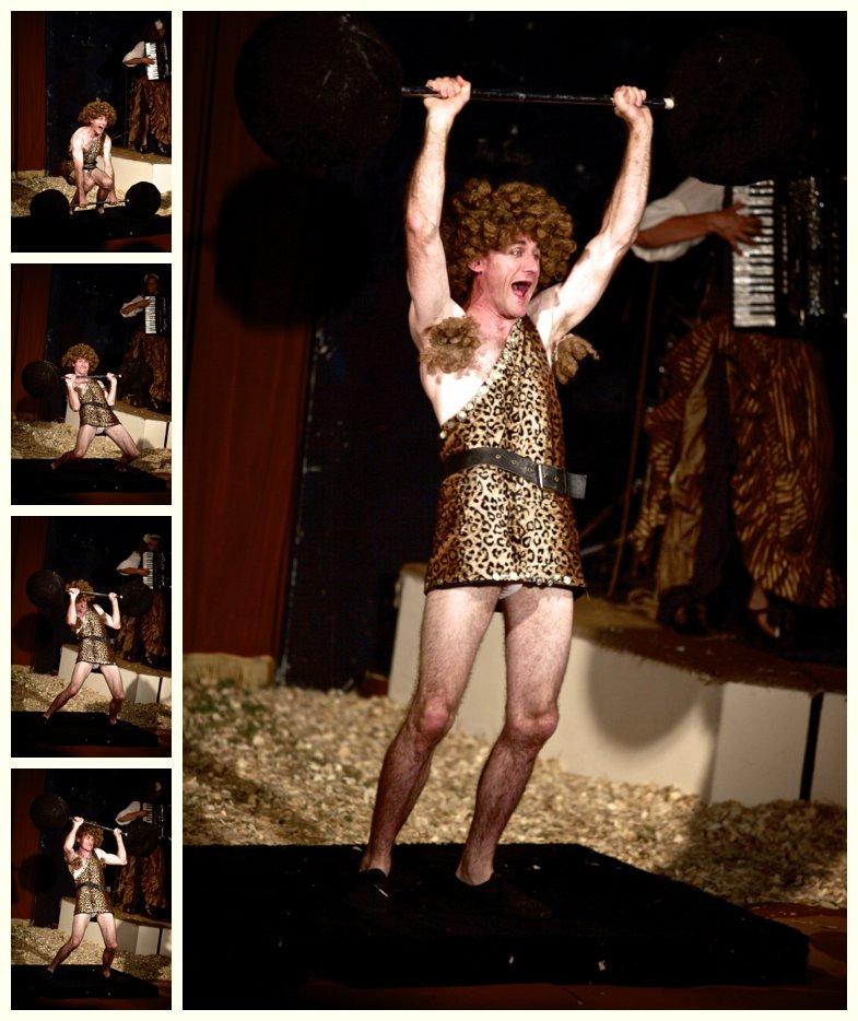 Tweedy at Giffords Circus