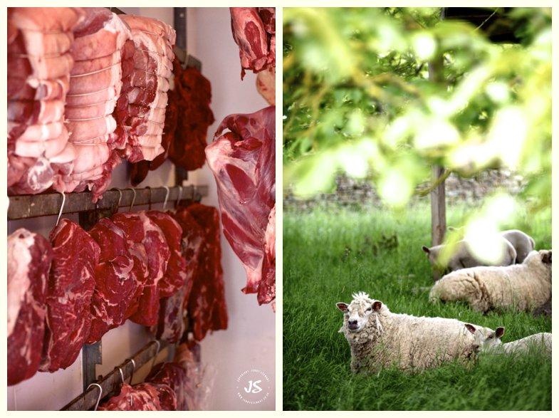 The Royal Exchange Hartbury - beef and lamb