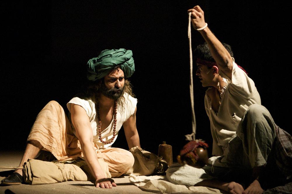 Shammi Aulakh (Baba) & Divian Ladwa (Changoo)
