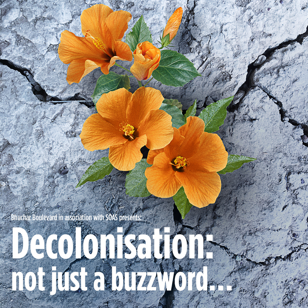 Decolonisation: not just a buzzword…, 2019