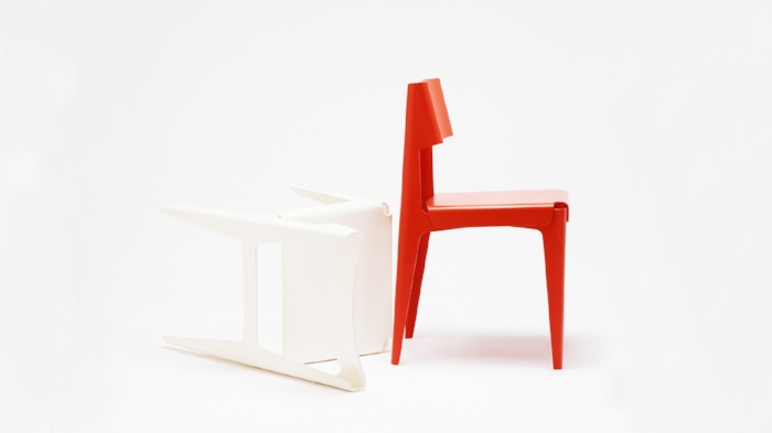 Shell Chair by Barber & Osgerby for Isokon Plus © Barber & Osgerby
