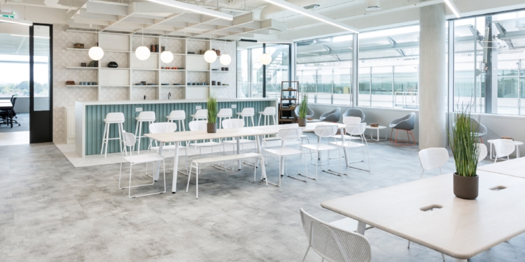 Commercial Workplace - c. Tribe Furniture / Thirdway Interiors
