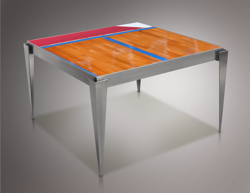 Nba Centercourt Furniture Art Of Basketball