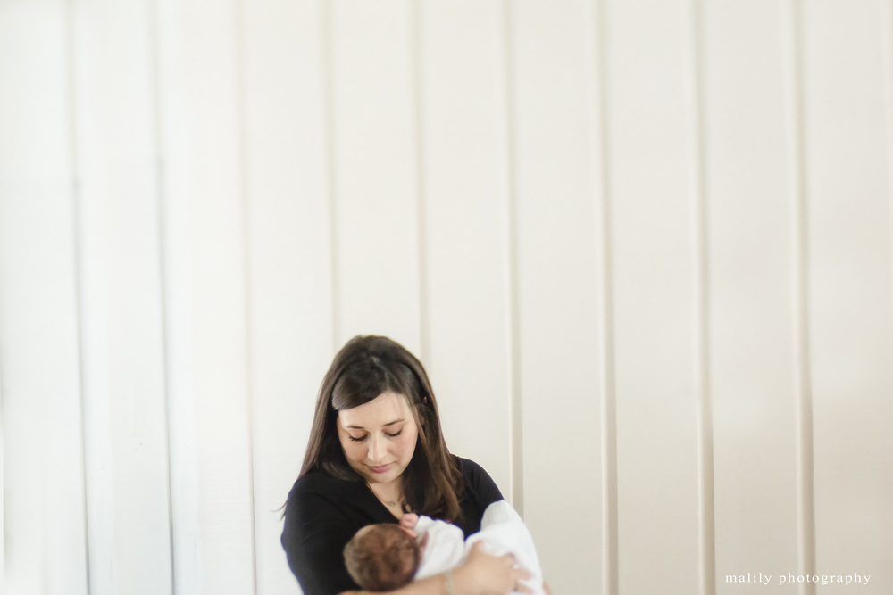 malily photography | orwigsburg newborn photographer