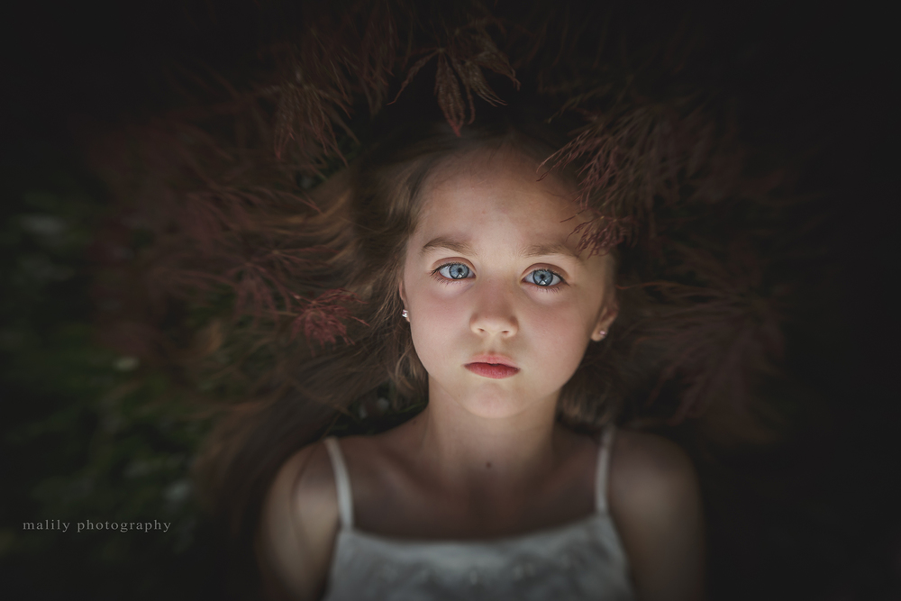 malily photography | fine art child photographer