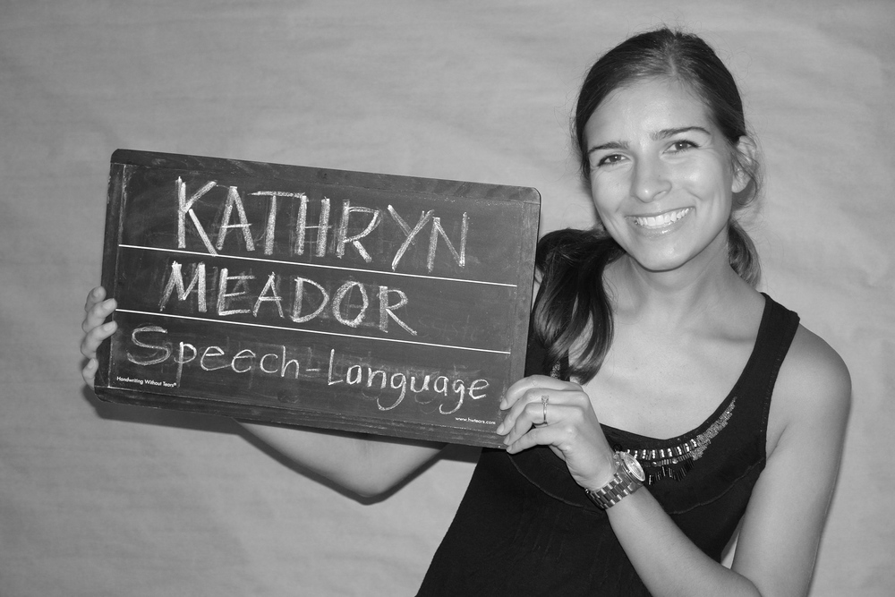 Kathryn Meador - Speech-Language Pathologist
