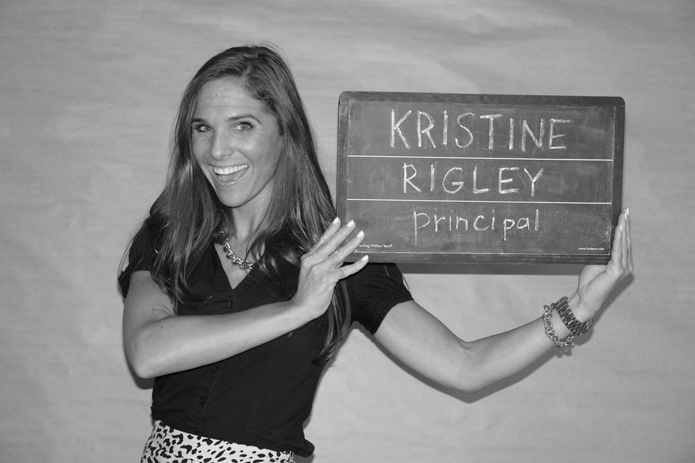 Kristine Rigley, Principal