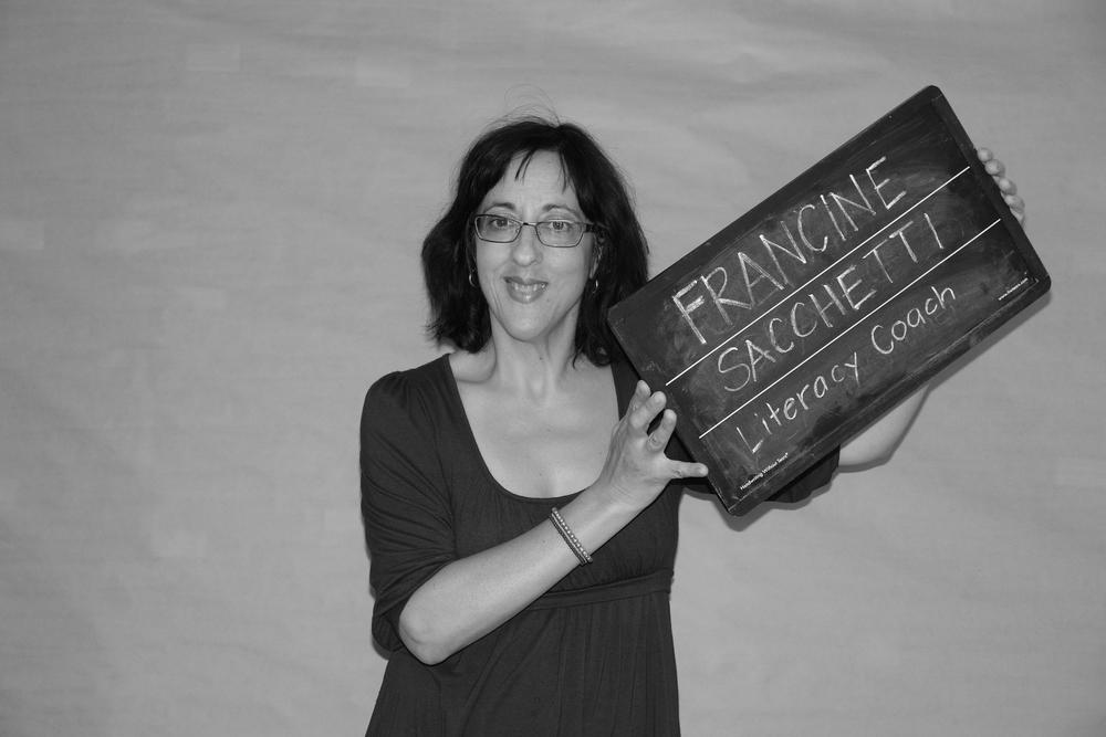 Francine Sacchetti - Literacy Coach