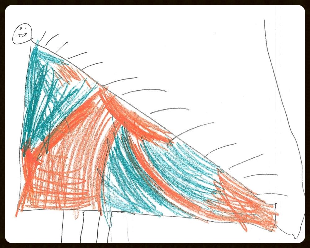 By: Jasmine,Kindergarten