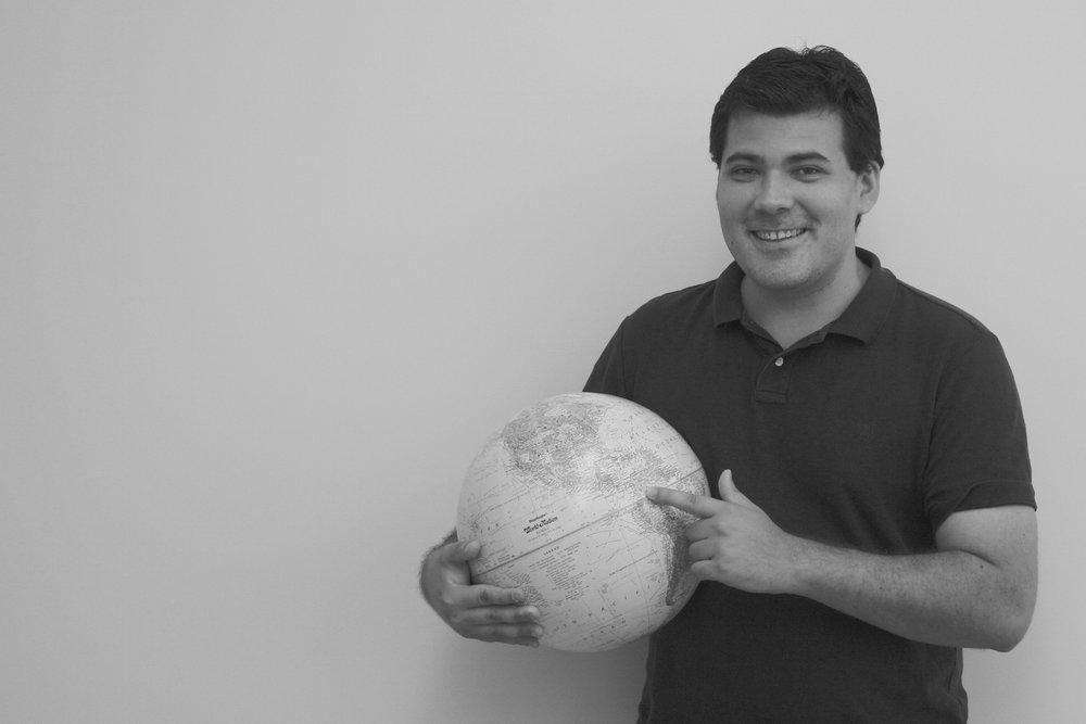 Joseph Egan, ELL Teacher & Coordinator