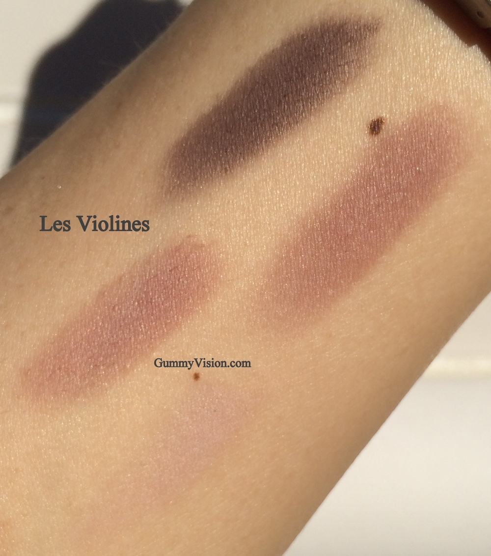 Guerlain Les Violines - evening sunlight