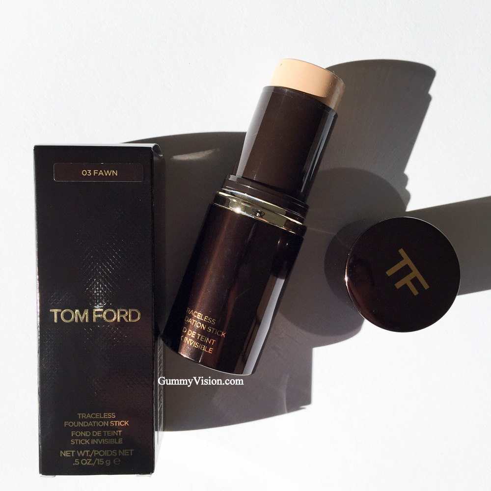 Tom Ford Traceless Foundation Stick - www.gummyvision.com