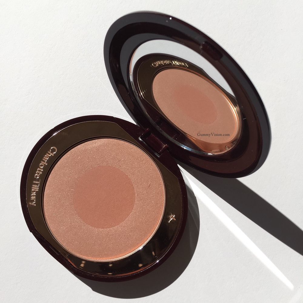 Charlotte Tilbury Cheek To Chic in First Love - www.gummyvision.com