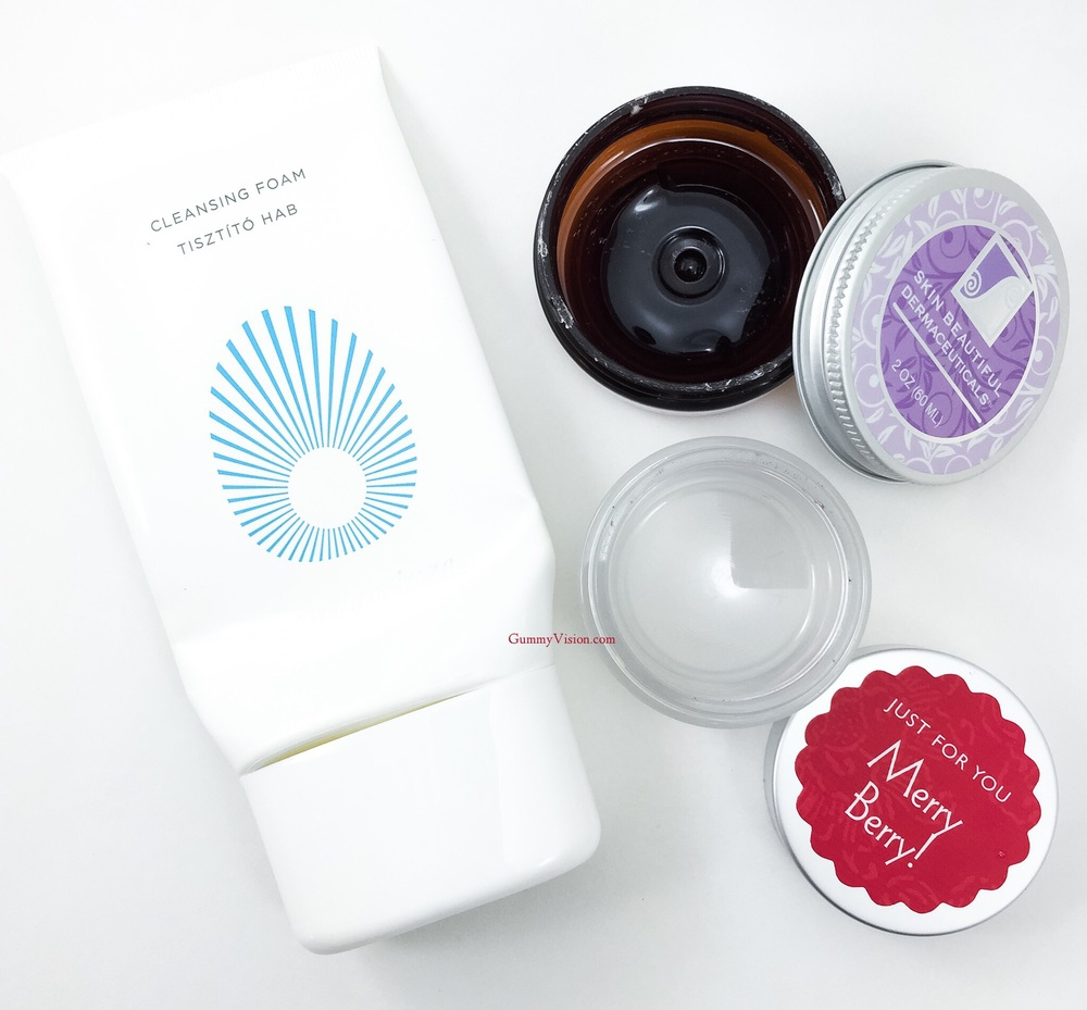 Omorovicza Cleansing Foam, Skin Beautiful Refining Micro-Peel Pads, Renee Rouleau Triple Berry Smoothing Peel - www.gummyvision.com