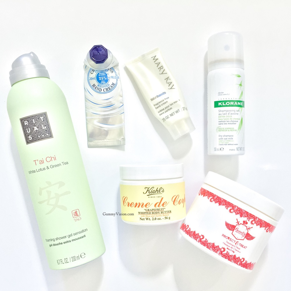 Empties: January 2015 - www.gummyvision.com