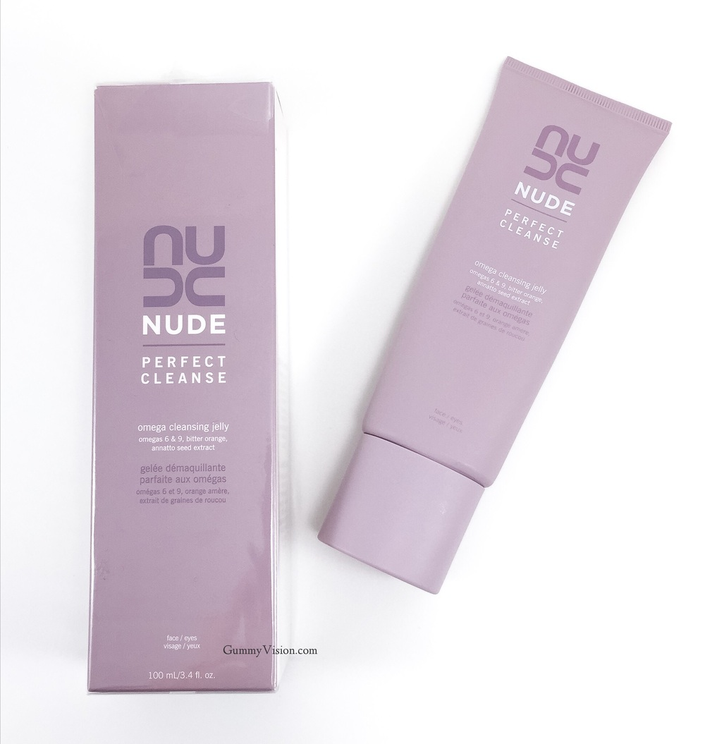 Nude perfect cleanse omega cleansing jelly photos 907