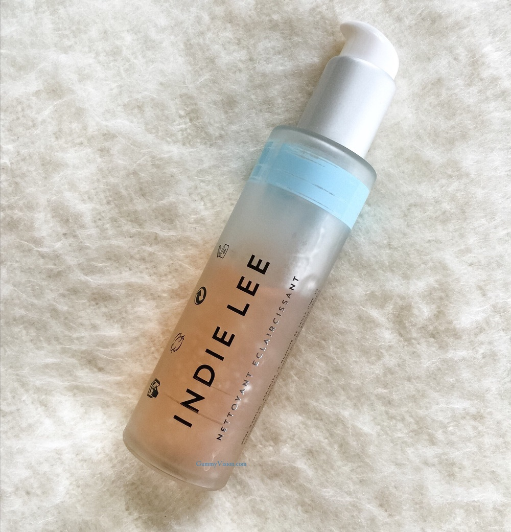 Indie Lee Brightening Cleanser - gummyvision.com