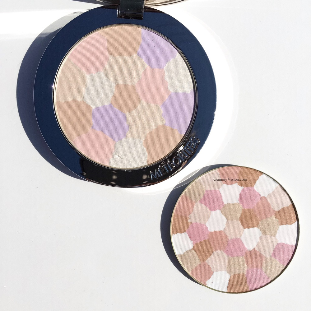 Guerlain Meteorites Compact in 03 Medium (top) & Guerlain Wulong (bottom) - gummyvision.com
