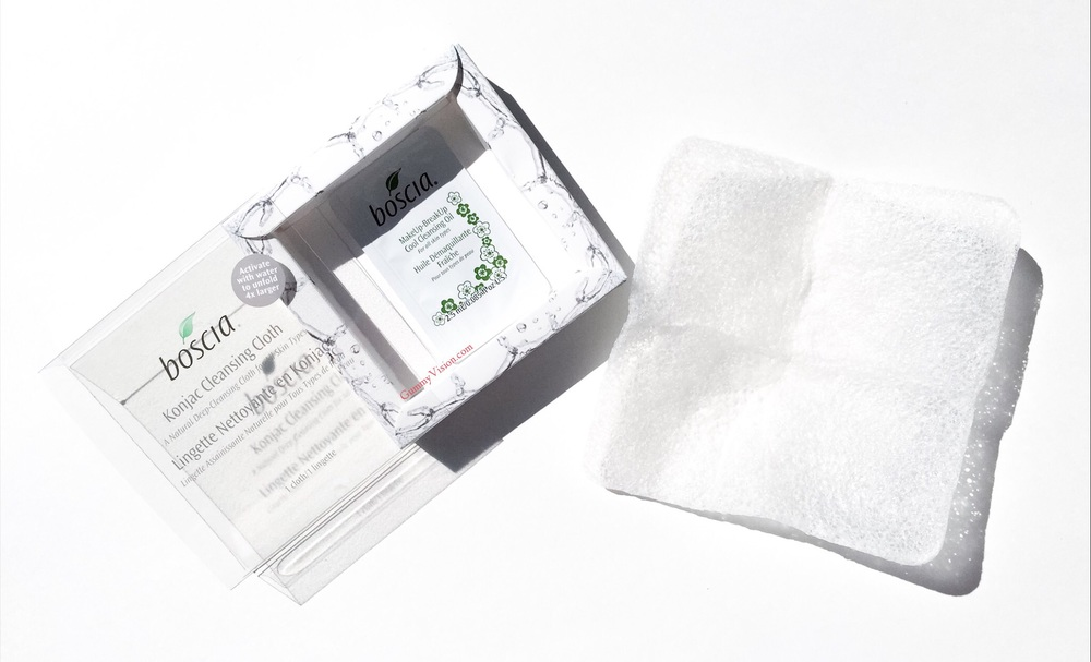 Boscia Konjac Cleansing Cloth - gummyvision.com