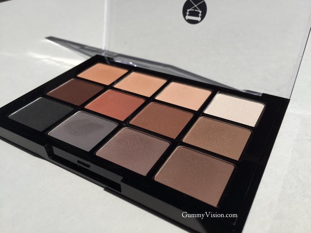 ViseartEyeshadow Palette In 01 Neutral Matte - gummyvision.com