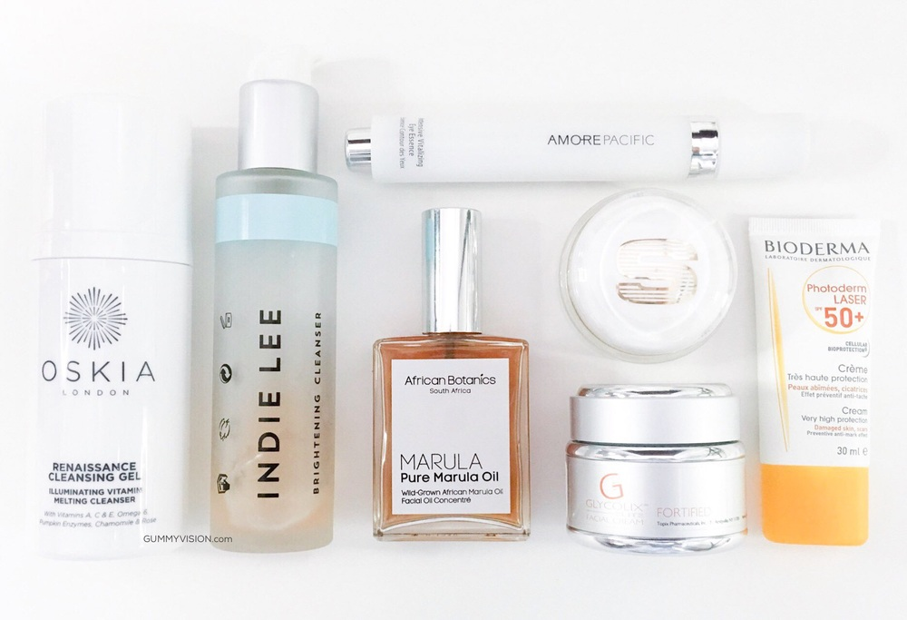 Skincare Routine - gummyvision.com