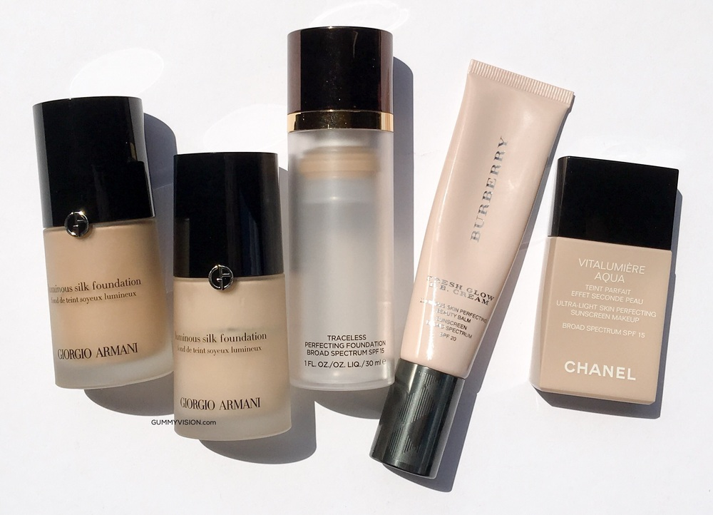 FOUNDATION -Makeup Collection: April 2016