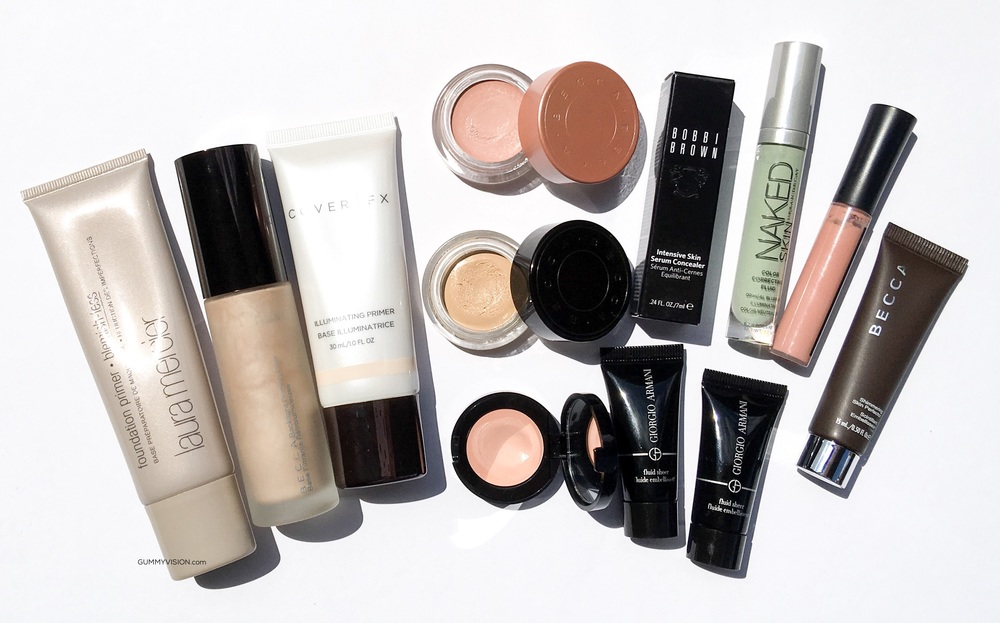 PRIME, CORRECT, CONCEAL - Makeup Collection: April 2016