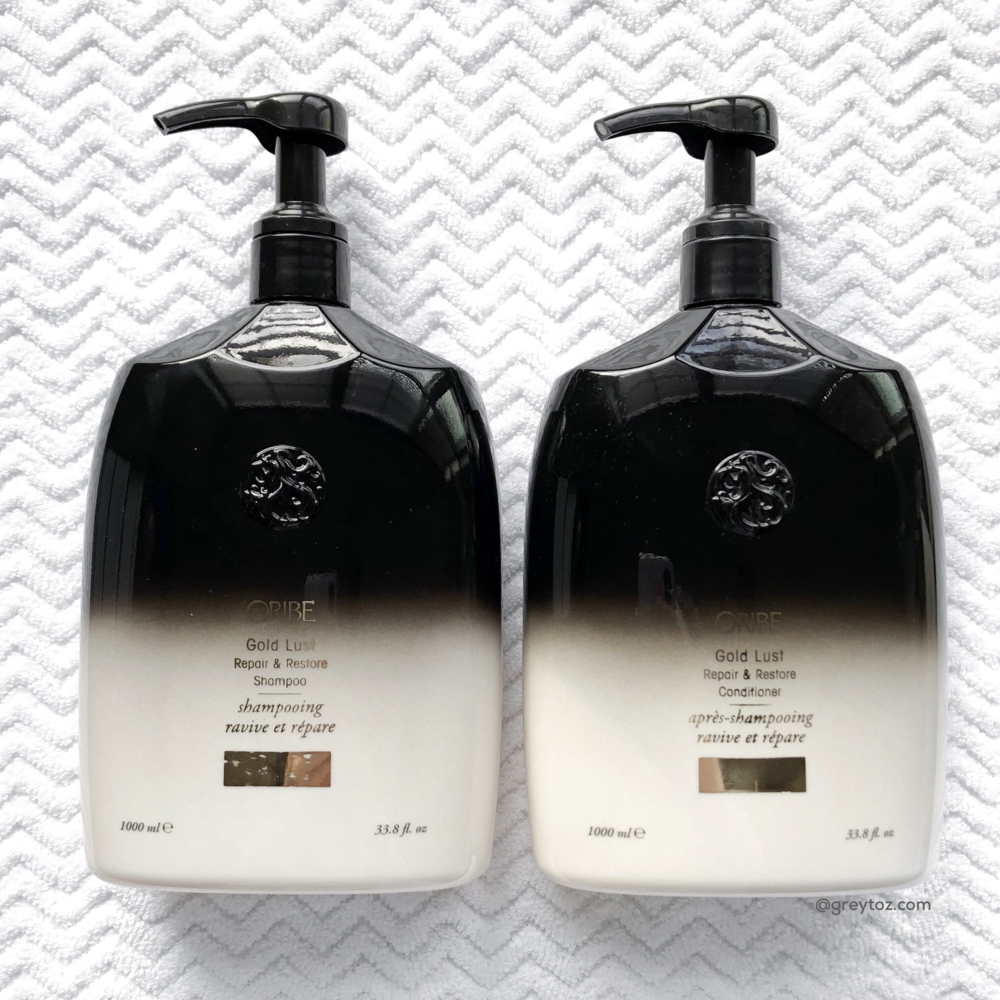 Oribe: What I've Tried So Far - greytoz.com