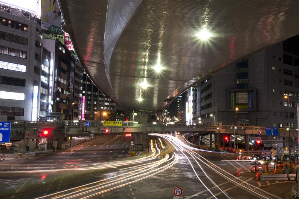Overpass Shibuya 2012