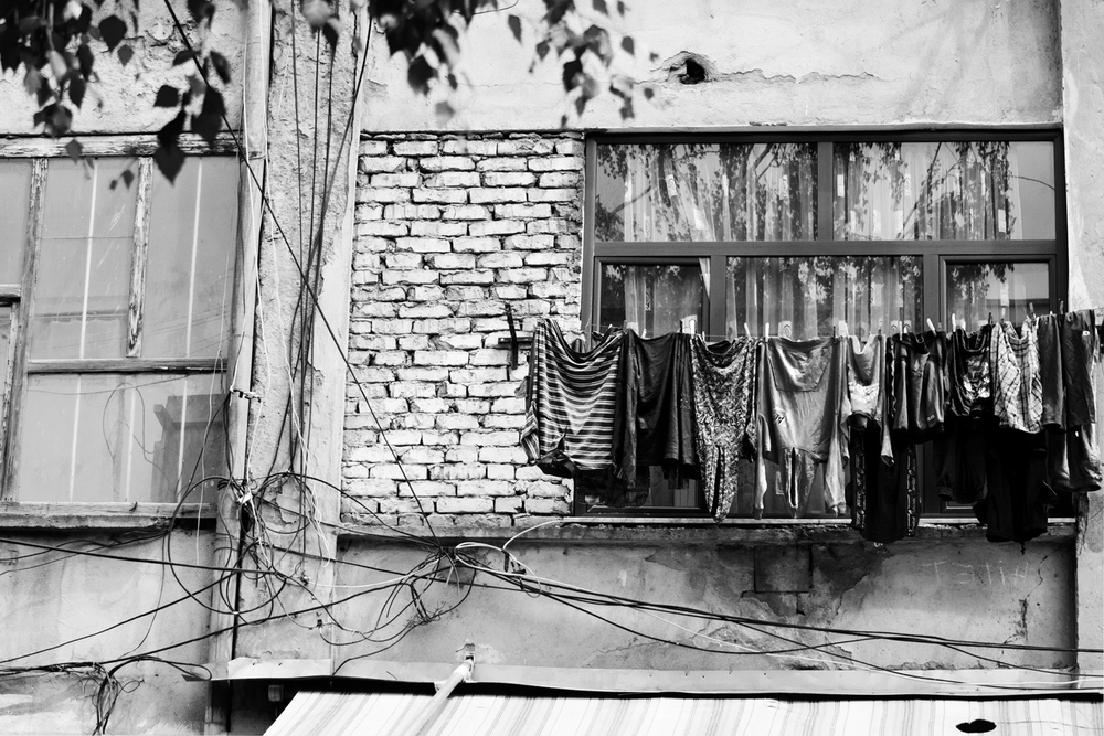Technological Clothes-line  Albania  2012