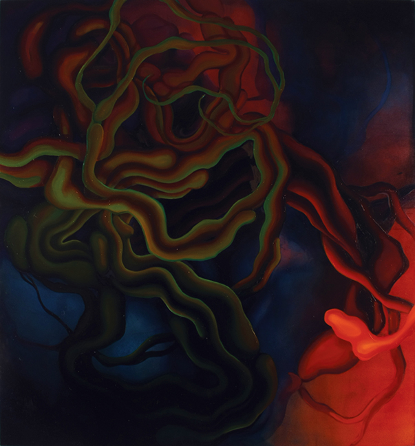 Aphelion  Oil on Canvas  2007