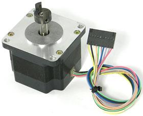 Vexta PK564-AA- a 5 Phase 10 lead motor 1.7V. from MPJA