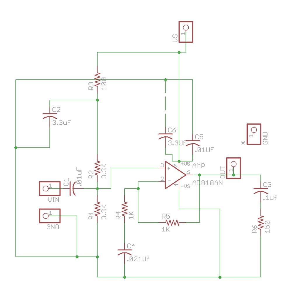 SINGLE SUPPLY diagram