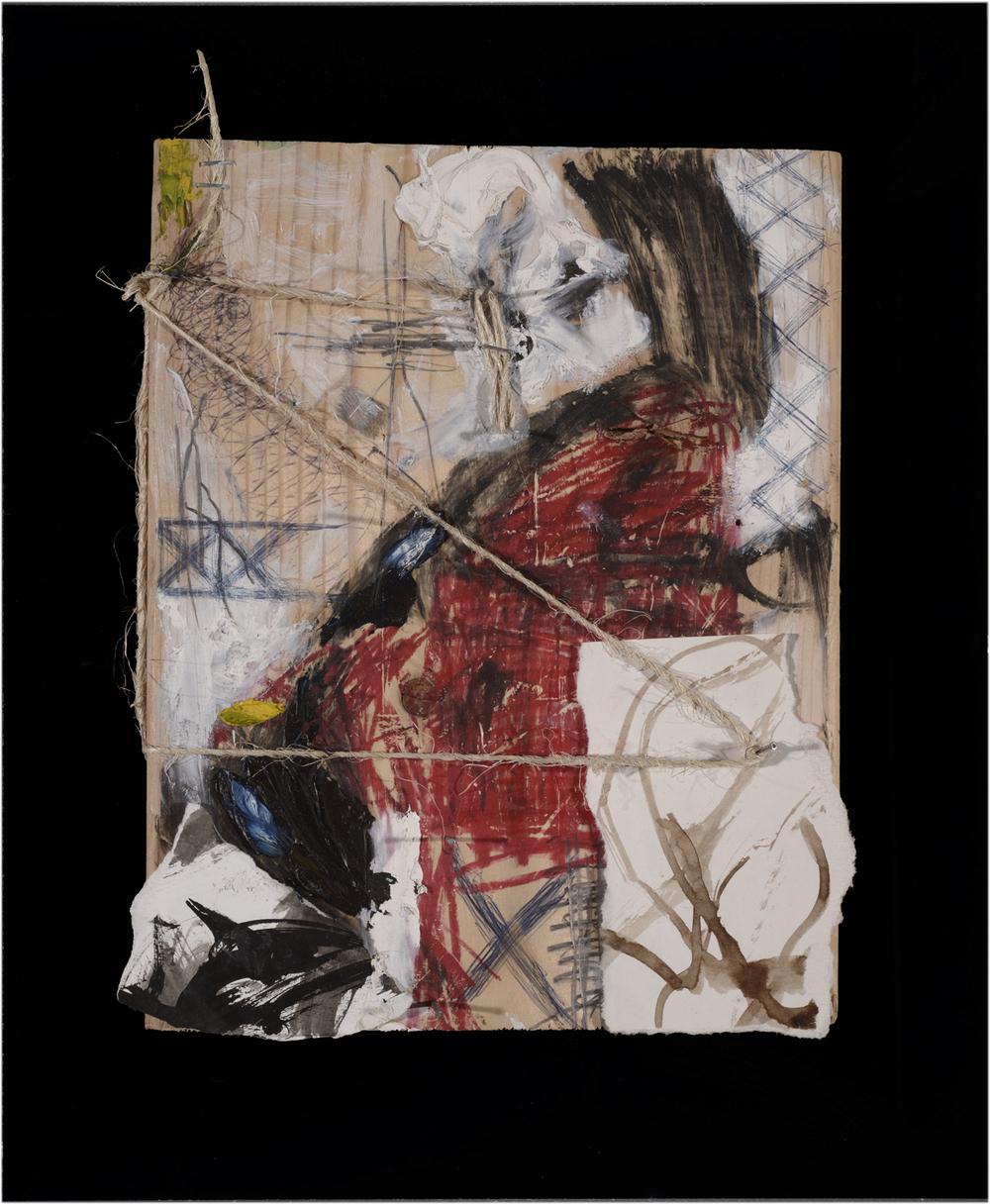 Figure In Red Coat (#1)