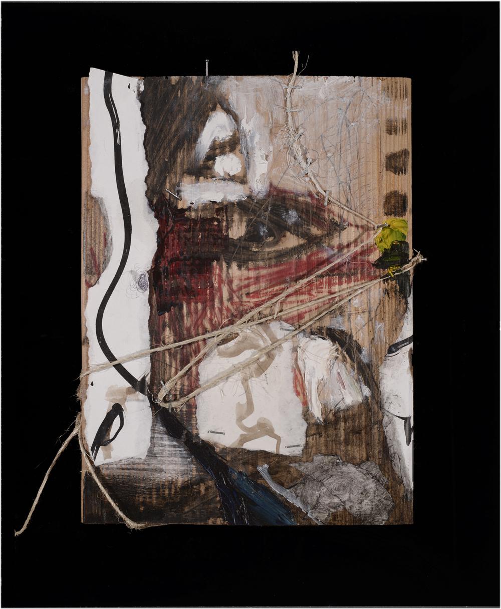 Figure In Red Coat (#3)