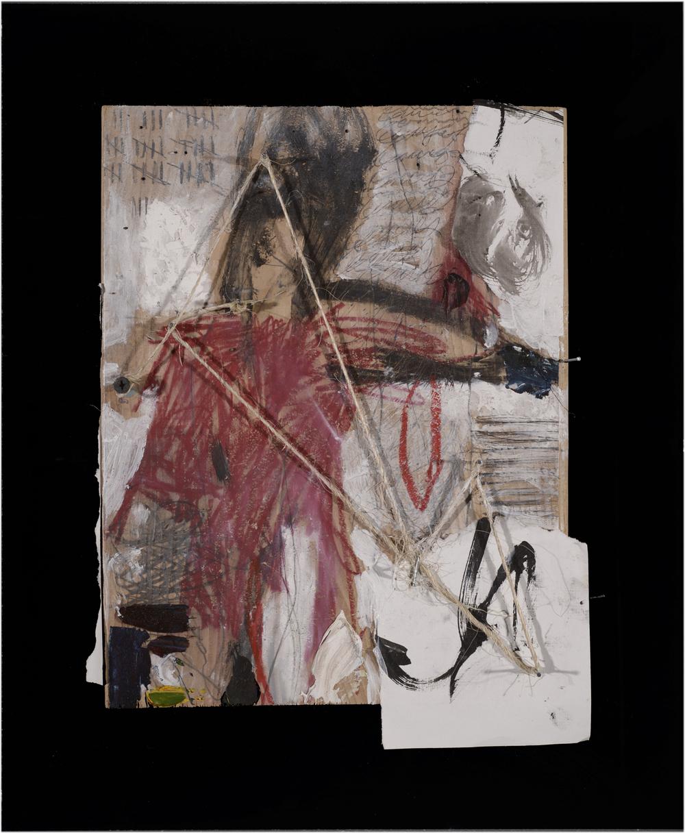 Figure In Red Coat (#4)