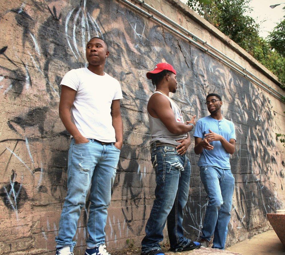 UAF Mural: Local Boys