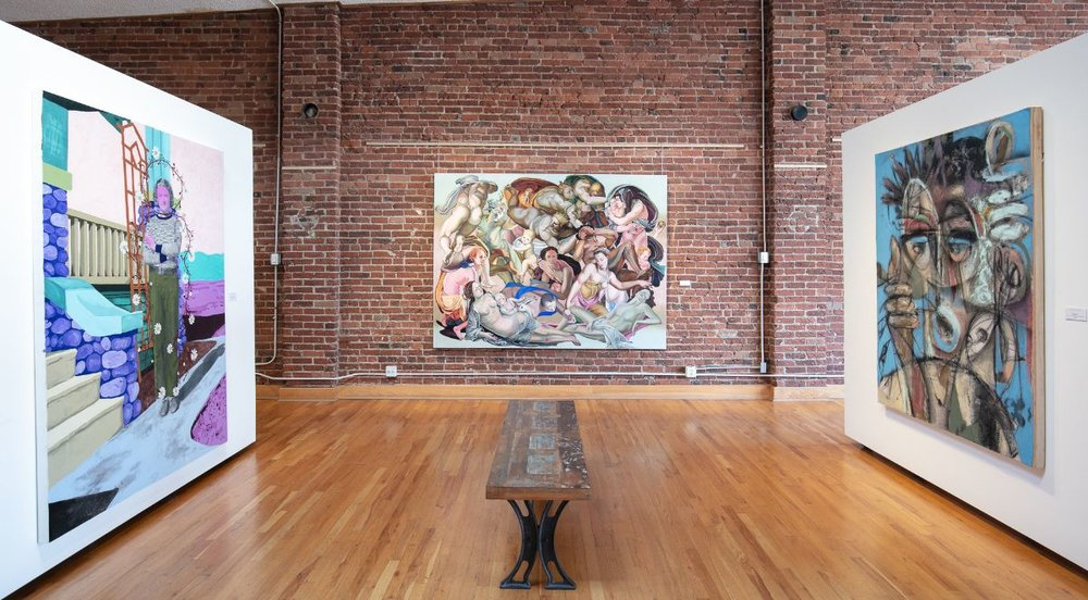 """""""As of Now"""" continues through Dec. 29, 2018 at K Contemporary."""