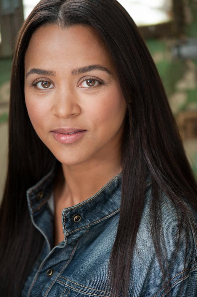 Actor Nicole Leier