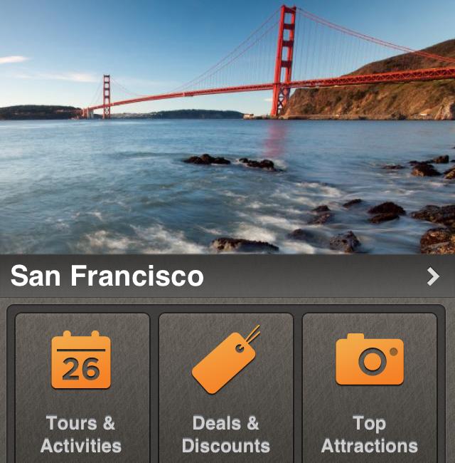 Viator iOS App